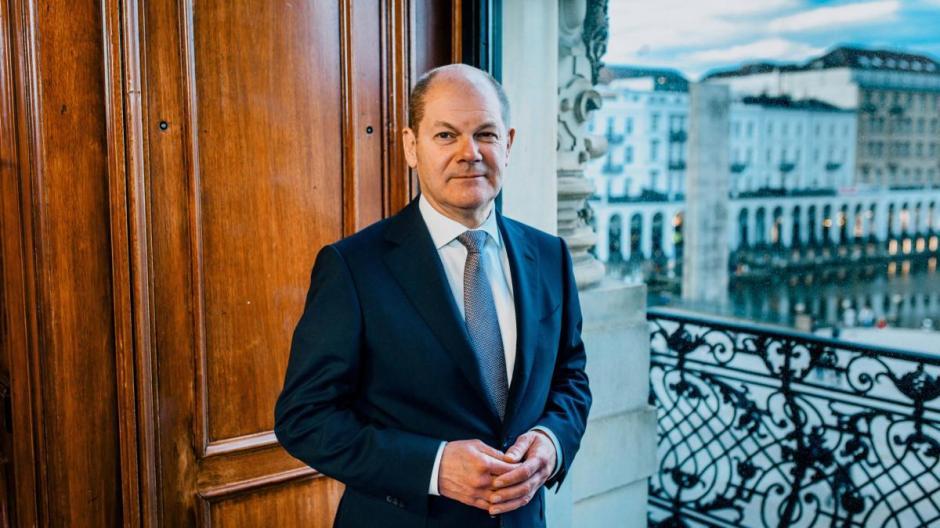 Olaf Scholz, nuevo vicecanciller y ministro de finanzas alemán, defensor de reformar Europa.